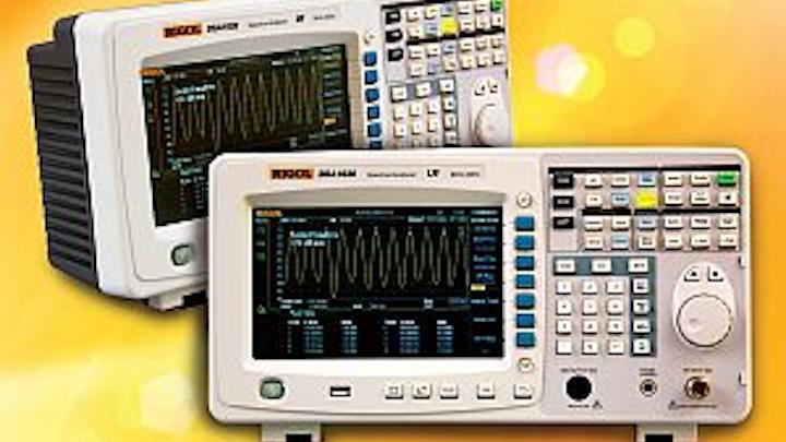 Rigol Technologies spectrum analyzers offer DANL of -148 dBm | Laser