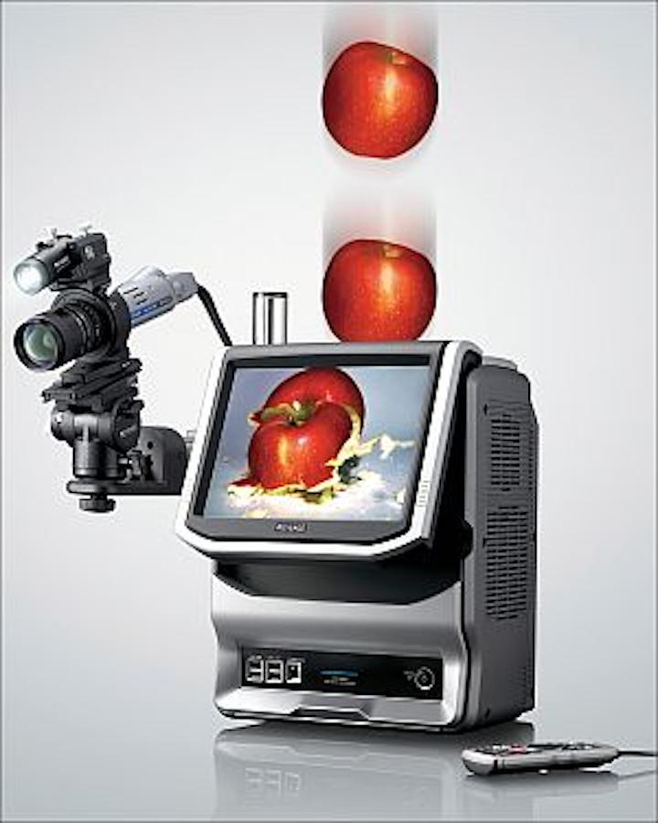 Keyence VW-9000 camera and microscope system