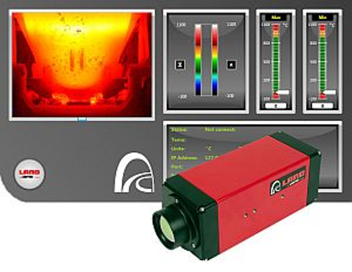 Land Instruments Arc series thermal imaging cameras