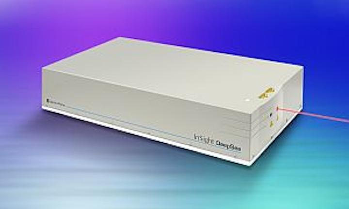 Spectra-Physics InSight DeepSee ultrafast laser