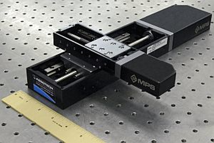 Aerotech MPS50SL miniature linear positioning stage