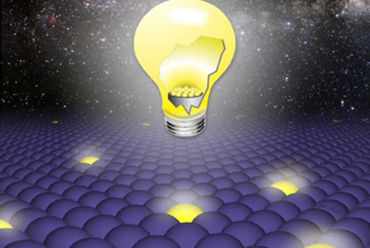 Solving the problem of quantum-dot blinking may lead to applications in areas such as solid-state lighting