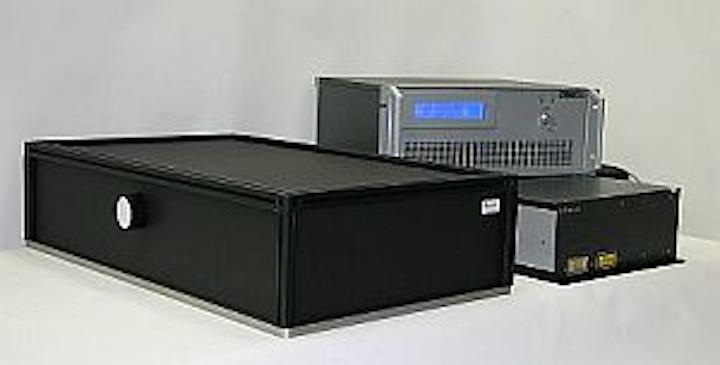 Microtech Instruments TPO-1500 terahertz parametric oscillator