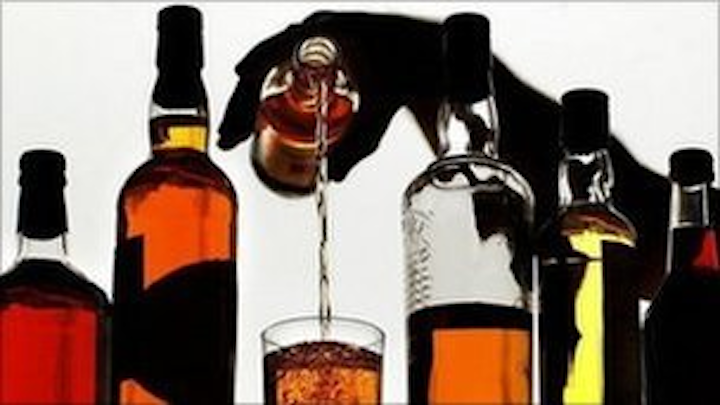 Near-infrared spectroscopy detects counterfeit whisky