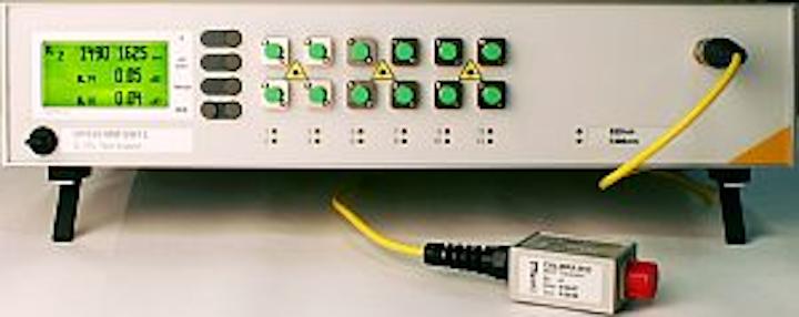 OptoTest OP930 insertion loss meter