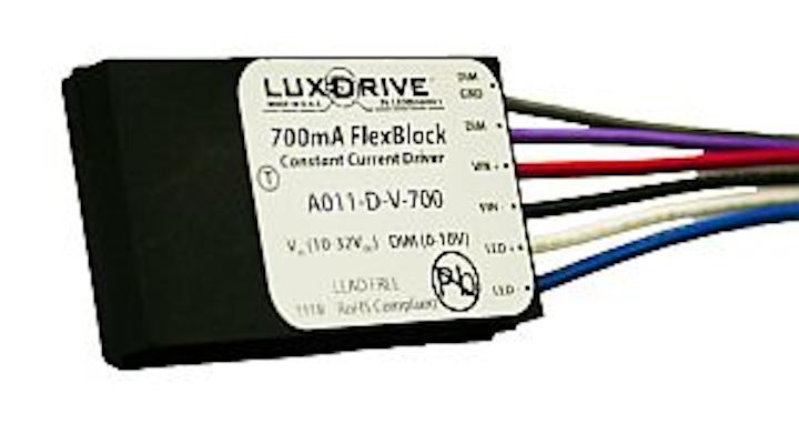 LEDdynamics A011 FlexBlock LED driver