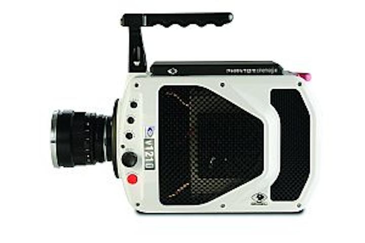 Vision Research Phanton v1210 and v1610 digital high-speed cameras