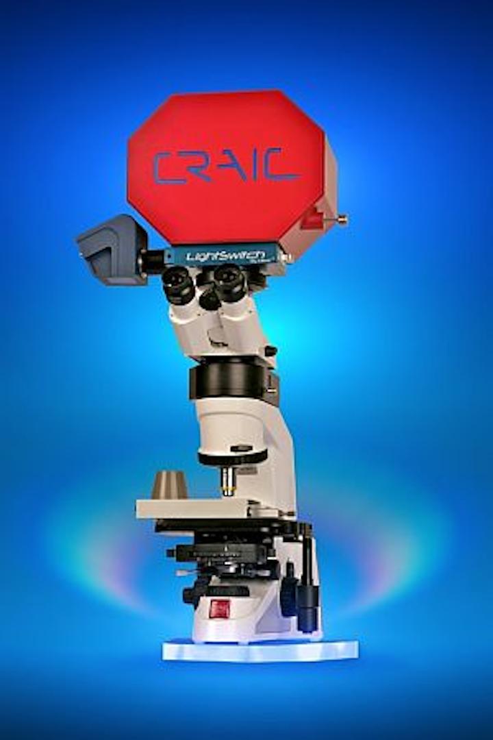 CRAIC Technologies CRAIC Elixir multi-functional analysis instrument