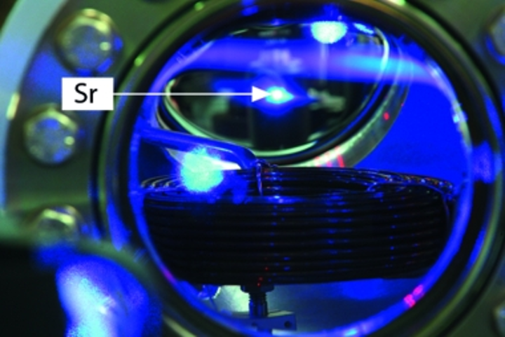 Optical strontium clock is now better candidate for 'new' second