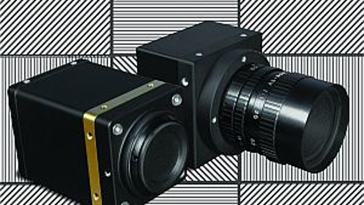 PolarCam micropolarizer cameras from 4D Technology, distributed by Laser Physics