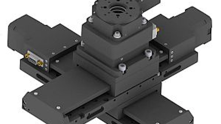 Intellidrives positioning stages use micron-grade 0 5 mm pitch