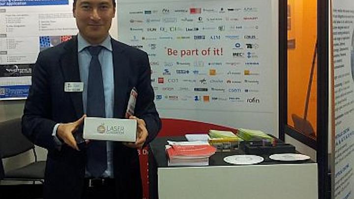 Carlos Lee, Director General, European Photonics Industry Consortium (EPIC)