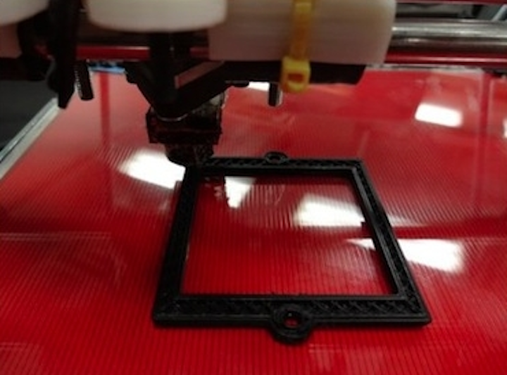 Open-source 3D printing of optical mounts cuts costs and permits
