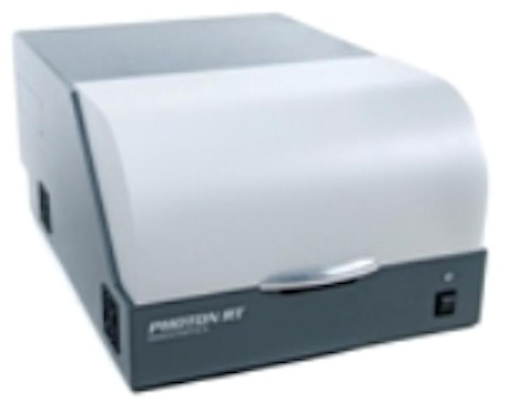 Spectrophotometer model Photon RT from EssentOptics