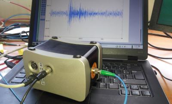 SWIFTS optically integrated spectrometer measures earth tides and earthquakes near and far