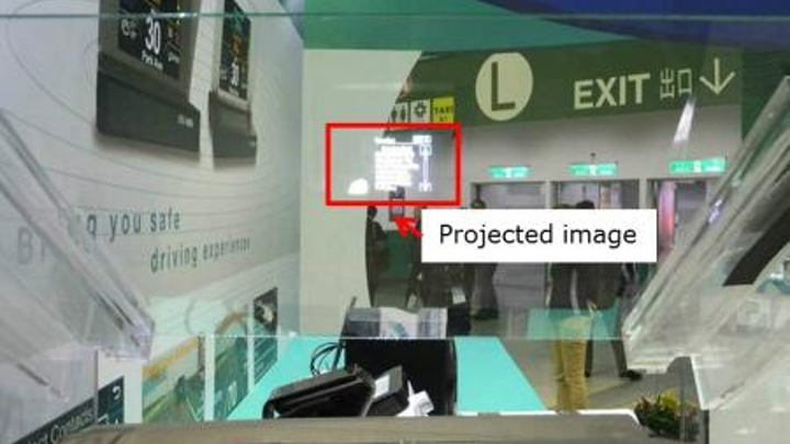 Optical film by E-Lead Electronic cuts cost of windshield head-up display (HUD) by 90%