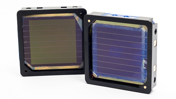 The imec perovskite photovoltaic module reaches more than 11% conversion efficiency. (Image credit: imec)