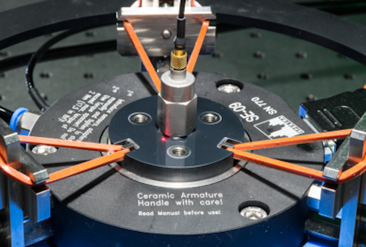 NIST to offer laser-interferometric calibration service for accelerometers