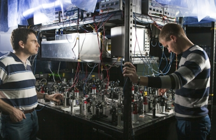 Russian physicists restore the entanglement of 'untangled' quantum light