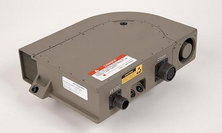 The Northrop Grumman infrared countermeasure (IRCM) program uses a Solaris laser from Daylight Solutions with ruggedized quantum cascade laser technology. (Image credit: Northrop Grumman and Daylight Solutions)