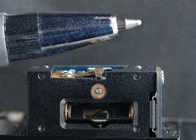 Micro Beam Steering: Precision micro beam-steering systems simplify