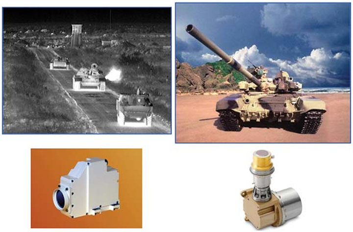 Photonics Products Mwir And Lwir Detectors Qwips Capture Lwir Images At Low Cost Laser Focus World