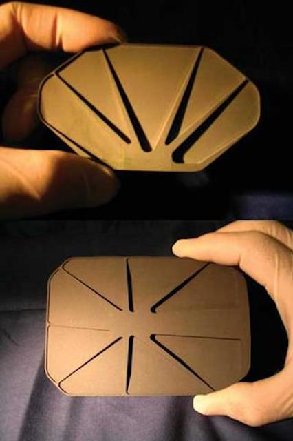 Optical Materials: Silicon carbide mirrors benefit high