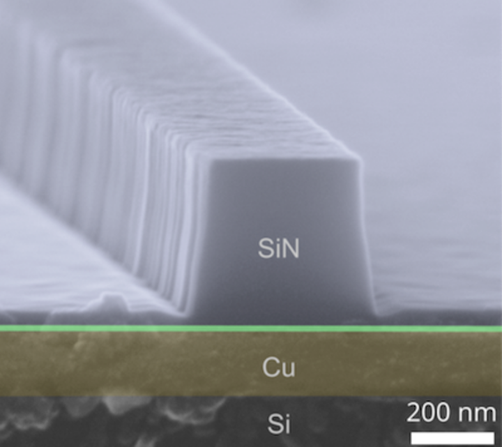 Copper in nanophotonics is low-cost, CMOS-compatible