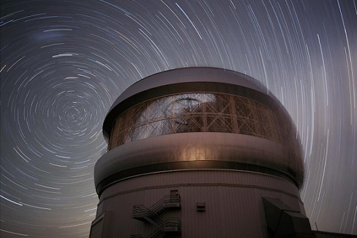 Fiberguide is building a fiber-optic array critical to function of the Gemini South telescope. (Image credit: Fiberguide Industries)