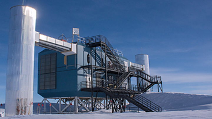 NSF provides $35 million to University of Wisconsin-Madison to continue operation of IceCube Neutrino Observatory