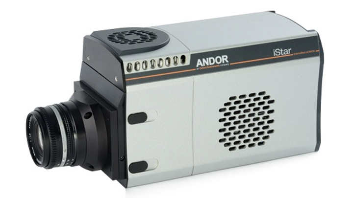 A high-speed scientific CMOS (sCMOS) camera offers very high frame rates of 4000 frames per second (fps) with all the standard advantages of sCMOS technology. Most sCMOS cameras have imaging speeds in the 100 fps realm. (Image credit: Andor)