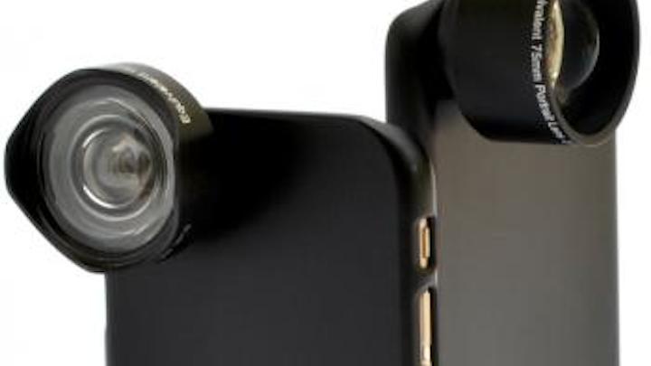 DynaOptics unveils phone camera lens attachments incorporating freeform lens technology
