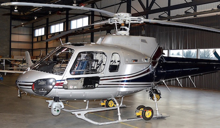 Controp releases lightweight high-definition EO/IR camera payload for helicopters