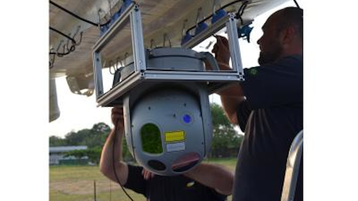 Airborne EO/IR surveillance camera from Controp watches over 2016 Summer Olympics in Rio