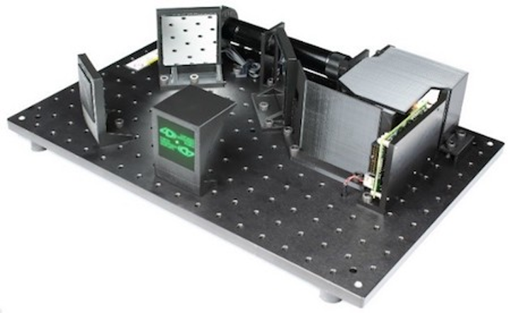 Forth Dimension Displays and LightTrans collaborate on phase-modulated SLMs