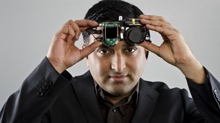 The 2016 Lemelson-MIT prize was awarded to Ramesh Raskar of the MIT Media Lab for his breakthrough imaging technology and innovation mentoring skills. (Image credit: MIT)