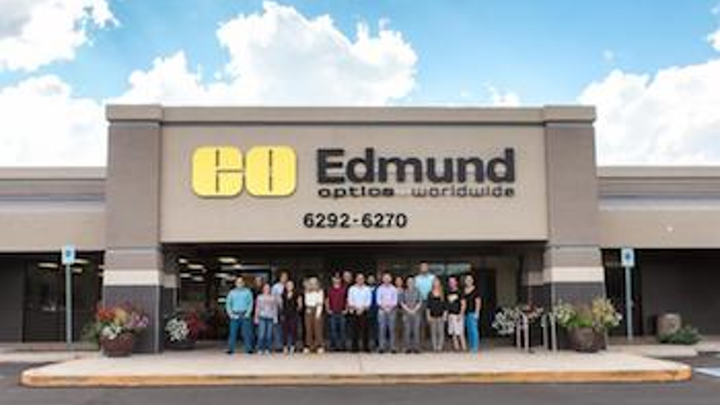 Edmund Optics' Tucson office moves, expands