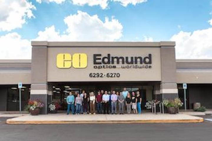 Edmund Optics' Tucson office moves, expands