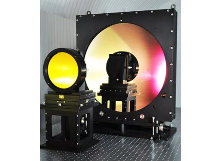 Optical Surfaces supplies first of 10 beam expanders to ELI-NP petawatt laser project