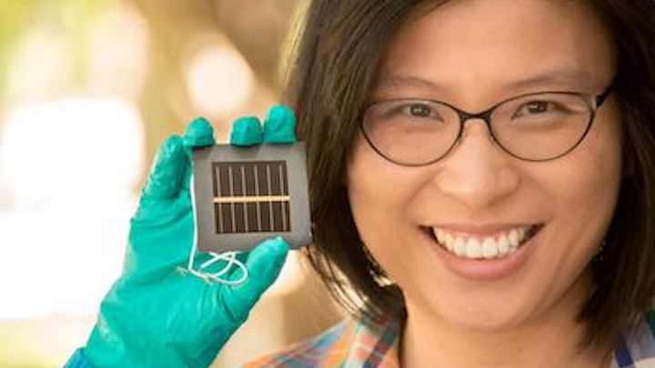 Perovskite photovoltaic cells from University of New South Wales reach record efficiency of 12.1%