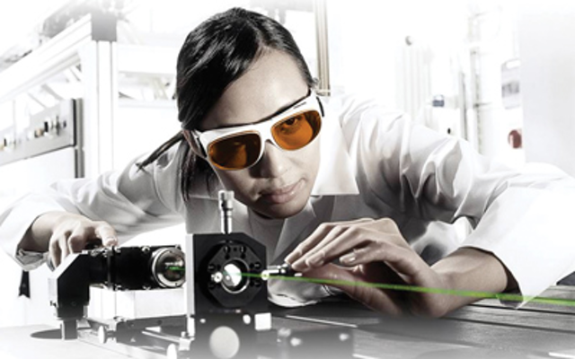 Photonics Products: Laser Safety Equipment - Laser safety is an