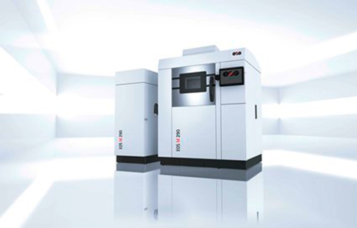 EOS M 290 metal additive manufacturing (AM) systems are among several other EOS systems that have been added to the Morf3D metal AM Innovation Center. (Image credit: EOS)