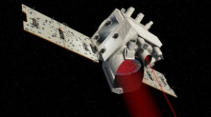 eagleyard laser diodes to fly aboard German-French satellite mission MERLIN