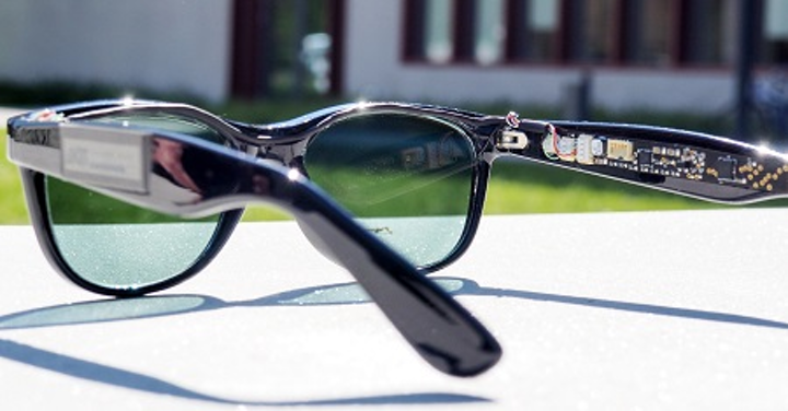 Glasses with semitransparent organic photovoltaic coating generate solar power