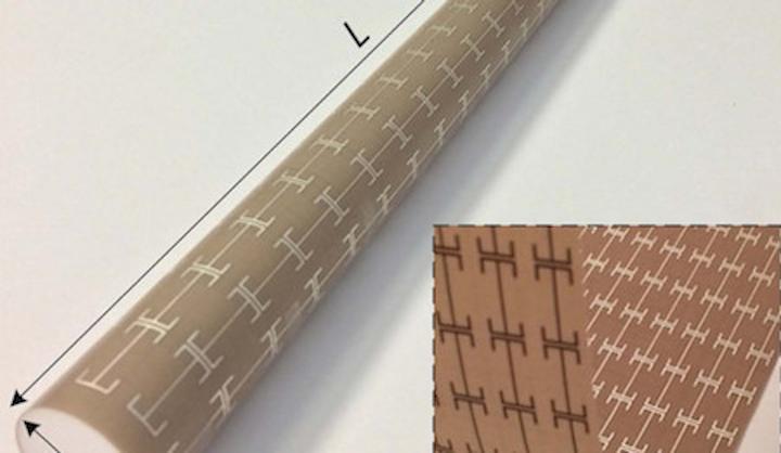 Conformal metasurface coating eliminates crosstalk and shrinks waveguides