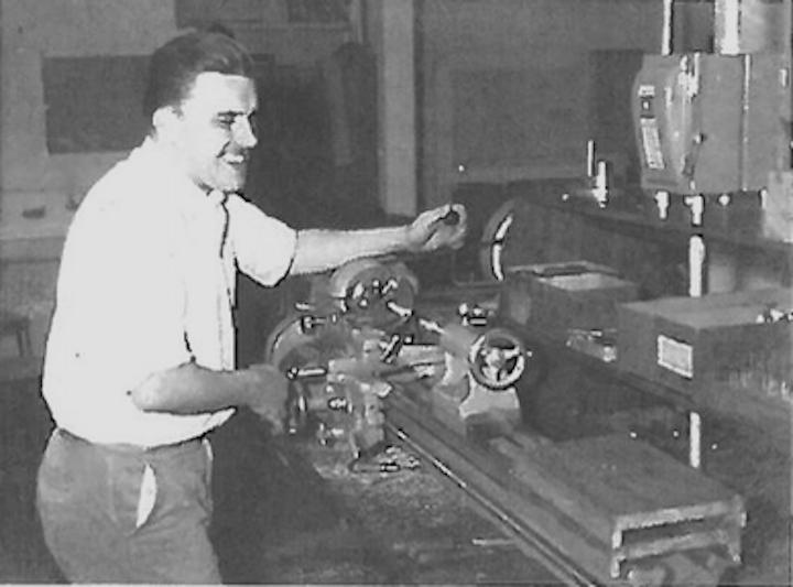 Longtime head of McPherson Instruments, D. M. Schoeffel, dies at 86