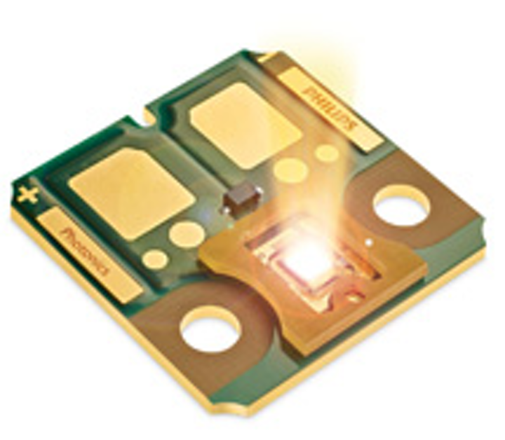 VCSELs are used for eye tracking, night vision, sensors, and myriad other applications, increasing the need for quality, high-volume production. (Image credit: Philips Photonics)