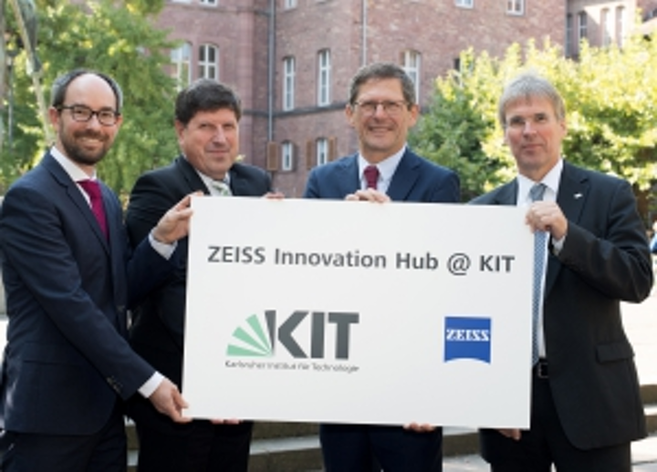 Nanoscribe to move into the ZEISS Innovation Hub at KIT