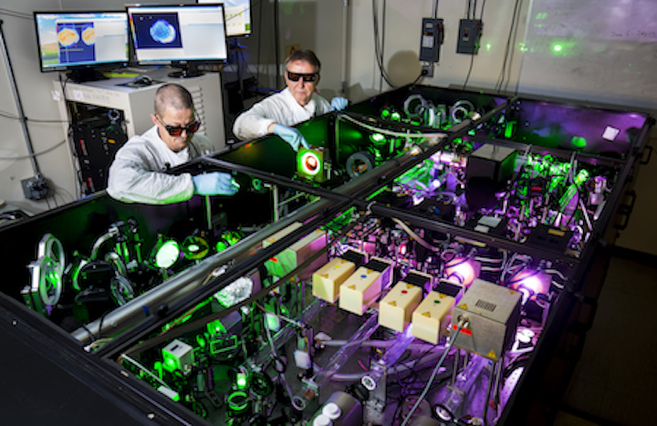 University of Michigan's HERCULES laser to be upgraded from