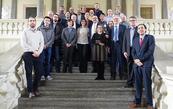 On 12-13 December 2017, the PASSION project partners had their kick-off meeting at Politecnico di Milano. (Image credit: EPIC)